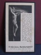 Broeder Assistent CONSTANT ( Hendrik DENEKENS )  *1873  Mechelen  +1937  Kapellen - Obituary Notices