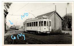 Uccle - Tram Saint Job Midi Zuid / Scheut - Beau Cliché Du 21/10/61 - Public Transport (surface)