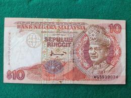 Malesia 10 Ringgit 1995 - Malaysia