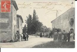 26 - Drome - Fauconnières - Non Classificati