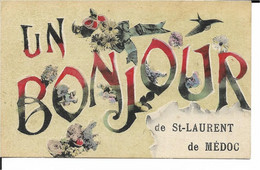 33 - Gironde -  Saint Laurent De Médoc - Non Classificati