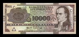 Paraguay 10000 Guaraníes 2004 Pick 224a Serie C SC UNC - Paraguay