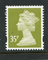 GREAT BRITAIN - 2005  MACHIN  35p  CB  ENSCHEDE  MINT NH  SG Y1701 - Série 'Machin'