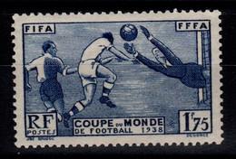YV 396 N** Coupe De Monde De Football Cote 35 Euros - Neufs