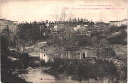 FR66 SAINT LAURENT DE CERDANS - Labouche 257 - Vue Sur La Vallée - Scierie - Belle - Altri Comuni