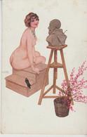 ..KIRCHNER .RAPHAEL ( ..modele Irreverencieux) - Kirchner, Raphael