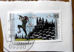 BRD 3578, Rattenfänger Von Hameln, Gestempelt - Used Stamps