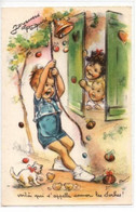 Germaine Bouret-Joyeuses Pâques-voilà Qui S'appelle Sonner Les Cloches!- - Bouret, Germaine
