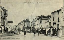 RIBERAC PLACE NATIONALE - Riberac