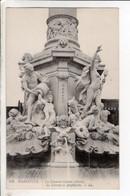 Cpa  MARSEILLE.LA FONTAINE CANTINI.LE TORRENT. - Monuments