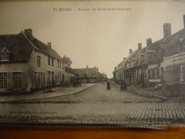 FLETRE   Route De Godewaersvelde - Fourmies