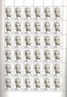 Russia, 2001, Mi. 944, Sc. 6666, SG 7054, The 90th Birth Anniv. Of Raikin, An Actor, Comedian, MNH - Blocks & Sheetlets & Panes