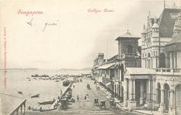 CPA Asie > Singapour Singapore - Collyer Quai Quay - Singapur