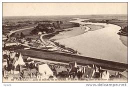 CPA NEVERS 58 Levée De Médine Vue De La Loire - Nevers