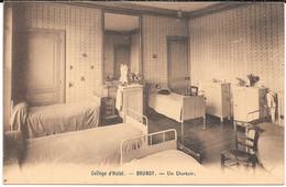 Cpa BRUNOY - Collège D'Hulst  / Un Dortoir. - Brunoy