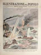 WWII Supplemento Gazzetta Del Popolo - Illustrazione Del Popolo N. 33 - 1944 - Autres