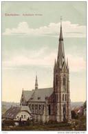 CPA EDENKOBEN Katholische Kirche - Edenkoben