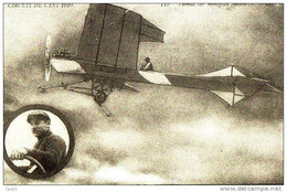 Lot De 3 Cartes Postales Avions: Monoplans , (REPRO) - ....-1914: Voorlopers