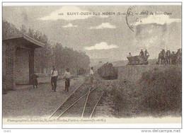 Lot De 3 Cartes Postales GARES TRAIN Viaduc (REPRO) - Materiaal