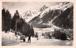 74-CHAMONIX-N°4029-C/0355 - Chamonix-Mont-Blanc