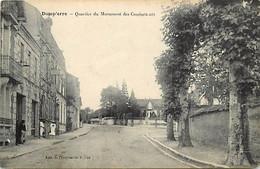 - Allier -ref-C864- Dompierre Sur Besbre - Quartier Du Monument Des Combattants - - Altri Comuni
