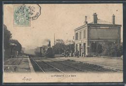 CPA 27 - Le Fidelaire, La Gare Et Un Train - Autres Communes