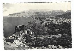 9292 - SORRENTO NAPOLI PANORAMA 1950 - Andere Steden