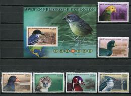 Cuba 2018 / Birds MNH Vögel Aves Oiseaux Uccelli / Cu8720  C3-12 - Unclassified