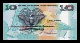 Papua New Guinea 10 Kina 1997 Pick 9d SC UNC - Papua New Guinea