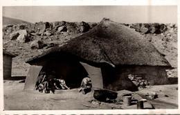 BASUTOLAND A NATIVE DWELLING - Lesotho