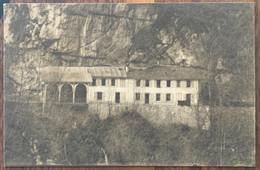 ST-MAURICE - ENTRÉE DE LA GROTTE AUX FÉES - BELLE CARTE DE 1927 - VS Valais