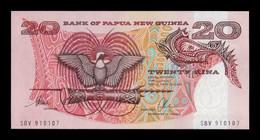 Papua New Guinea 20 Kina 1996 Pick 10b SC UNC - Papua New Guinea