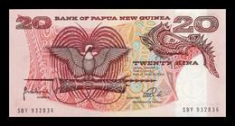 Papua New Guinea 20 Kina 1998 Pick 10c SC UNC - Papua New Guinea