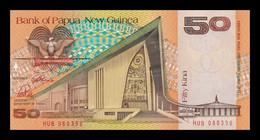 Papua New Guinea 50 Kina 1989 Pick 11 SC UNC - Papua New Guinea