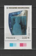 FRANCE / 2020 / Y&T N° 5433 ** : Oeuvre De Mohamed Bourouissa X 1 BdF Bas - Ungebraucht