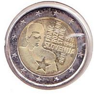 2 Euros Commémoratif 2011 : Slovénie - Slovenia