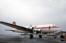 Aviation Postcard-1040 BALAIR Douglas DC-4 - 1946-....: Ere Moderne