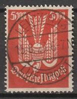 Deutsches Reich 1923 Mi 263 Ohne Unterdruck O Gebraucht - Gebruikt