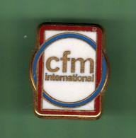 CFM INTERNATIONAL *** Signe ATC *** 2076 - Airplanes