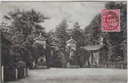 GB99 - Weybridge, Entrance To Oatlands Park Hotel - Surrey