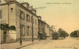 BOURG LA REINE La Faïencerie Et Le Trolley - Bourg La Reine