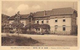 CPA  CELLE SUR PLAINE La Gare - Andere Gemeenten