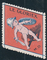 """VIGNETTE """"LE GLORIEX"""" - Andere"""