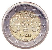 2 Euros Commémoratif 2013 : Allemagne Ateliers ( F;g;j) 3 Euro L'unité - Germany
