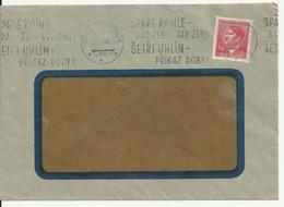 Cover From Mahr Ostrau/Mor. Ostrava 1944. - Storia Postale