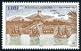 NOUV.-CALEDONIE 2003 - Yv. 906 **   Faciale= 0,92 EUR - Bateaux. Rade De Balade, 1853  ..Réf.NCE26620 - Nuovi