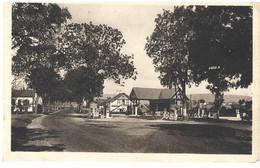 Chagny : Route De Dijon Et De Saulieu - Chagny