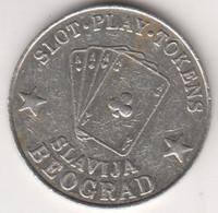 R-41 -- SRBIJA   JETON -TOKENS   SLAVIJA - Serbia