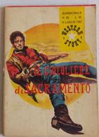 WESTERN STORY  N   30  DEL  15 LUGLIO 1967 -EDIZIONI  EUROPER (CART 49) - Prime Edizioni