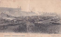 LIBRAMONT / PANORAMA DE LA GARE  1908 - Libramont-Chevigny